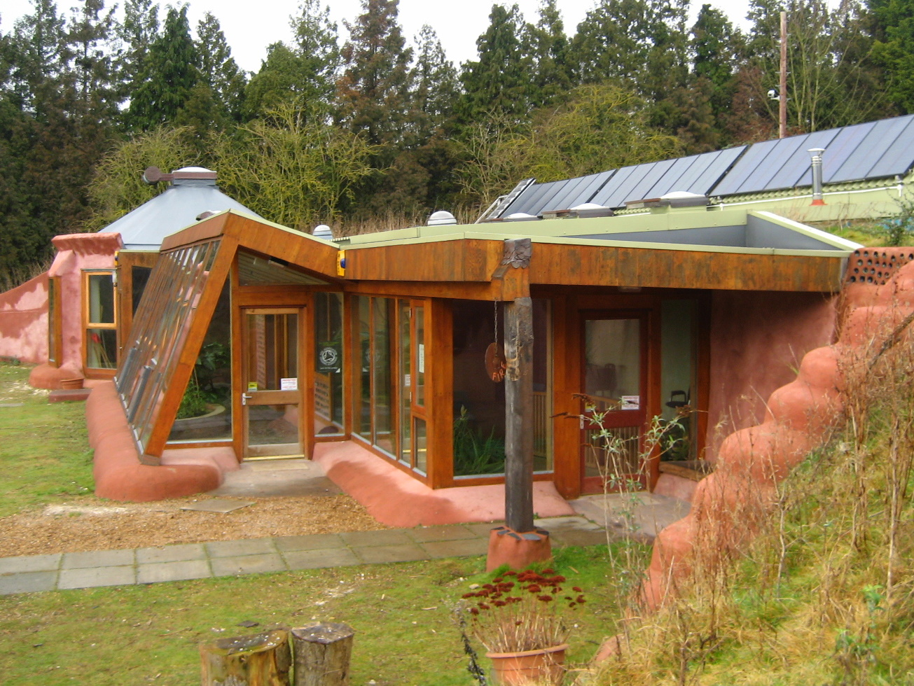 Invasion der Earthships